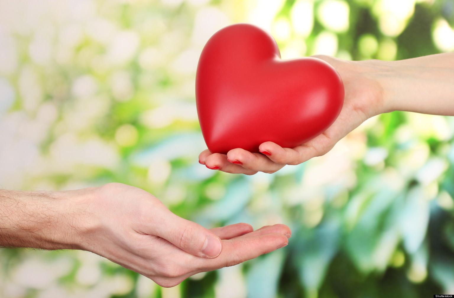 Dar y recibir: Una reflexión sobre cómo expresar los afectos