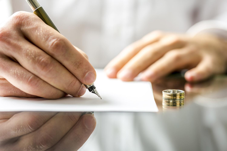 El proceso de separación y divorcio